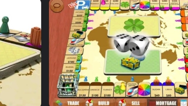 Rento - Dice Board Game MOD APK