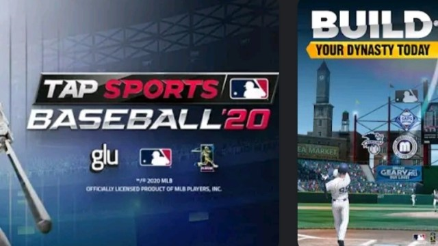 MLB Tap Sports Baseball