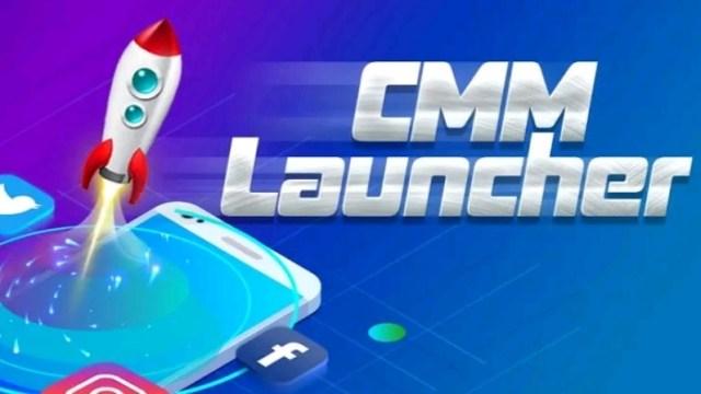 CMM Launcher Pro MOD APK
