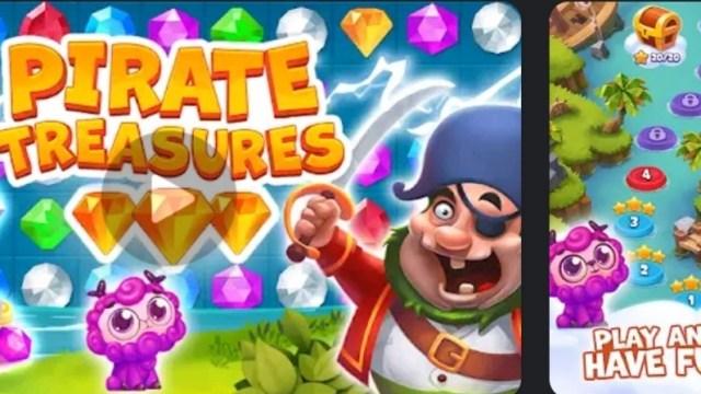 Pirate Treasures MOD APK