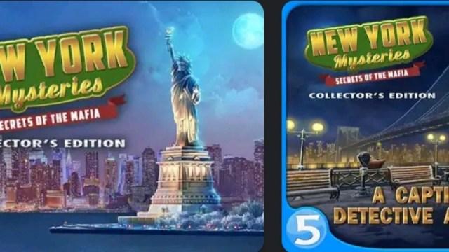 New York Mysteries MOD APK