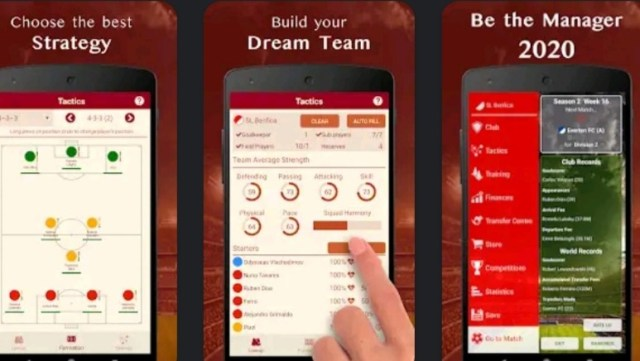 Be the Manager 2020 MOD APK