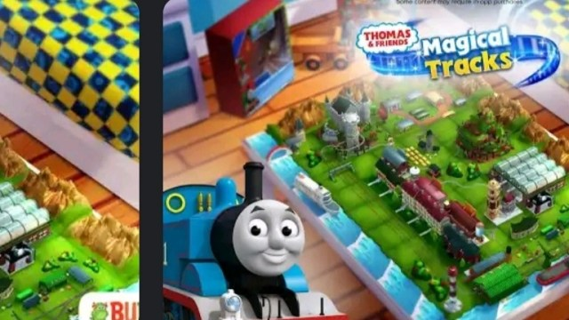 Thomas & Friends MOD APK