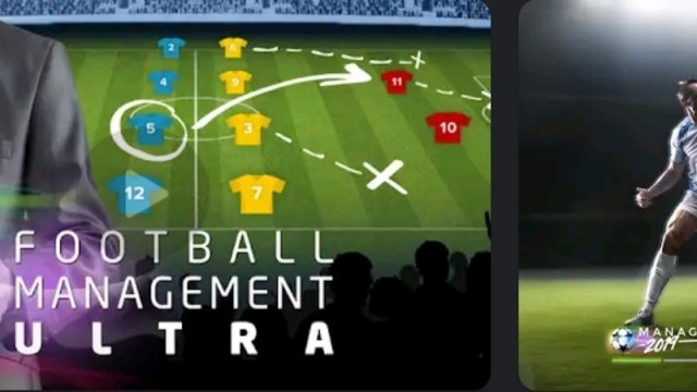 Football Management Ultra MOD APK