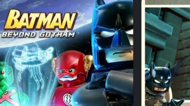 LEGO Batman: Beyond Gotham MOD APK