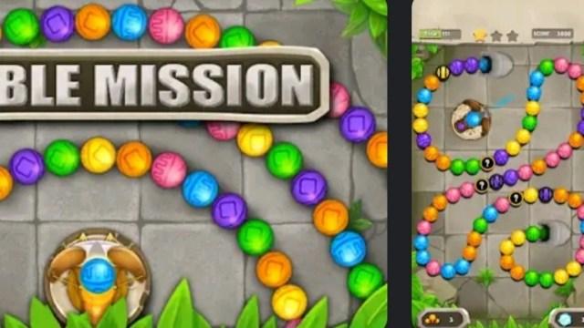 Marble Mission MOD APK