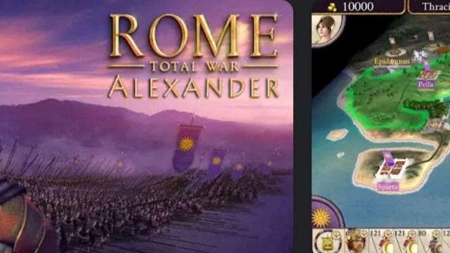 ROME: Total War - Alexander MOD APK