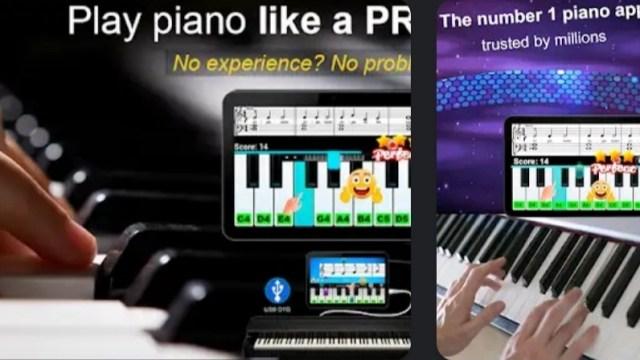 Real Piano Teacher MOD APK