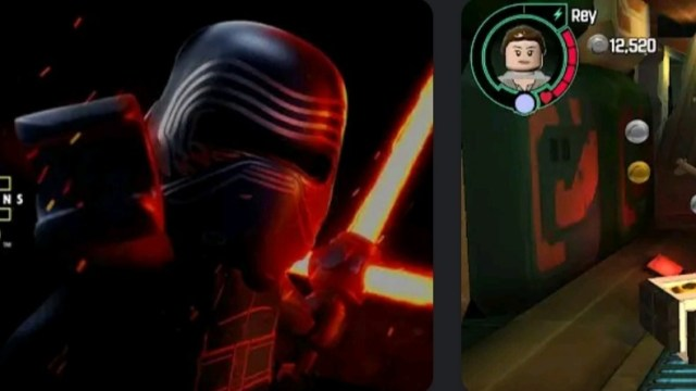 LEGO Star Wars: TFA MOD APK