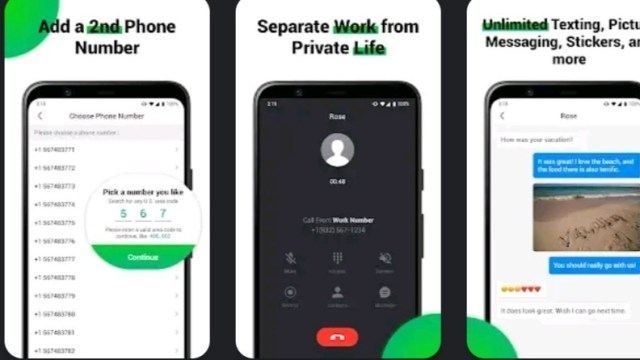 2nd Line Premium MOD APK