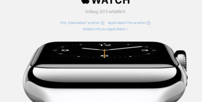 apple watch (c)apple.com