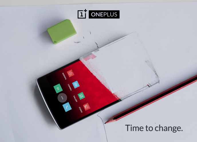 oneplus two onplues one change