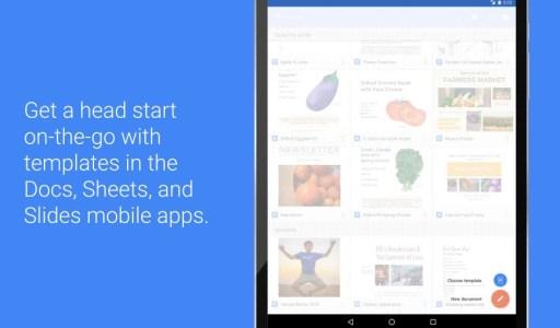 Google Docs Templates Vorlagen 2 Mobilectrl