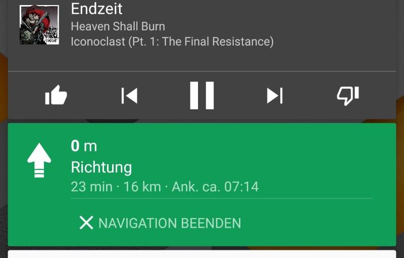 APK Download] Google Maps mit Farbupdate und automatischem Download on