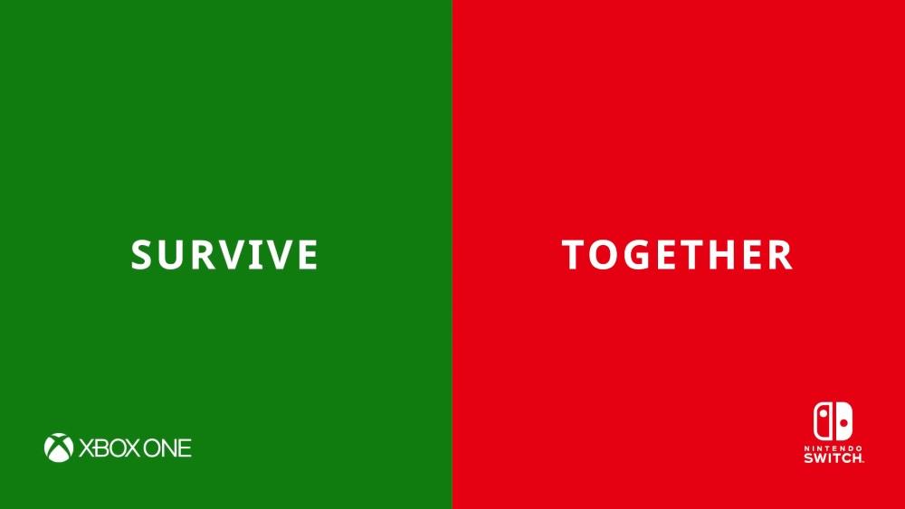 Nintendo und Microsoft machen zusammen für Cross-Play Werbung