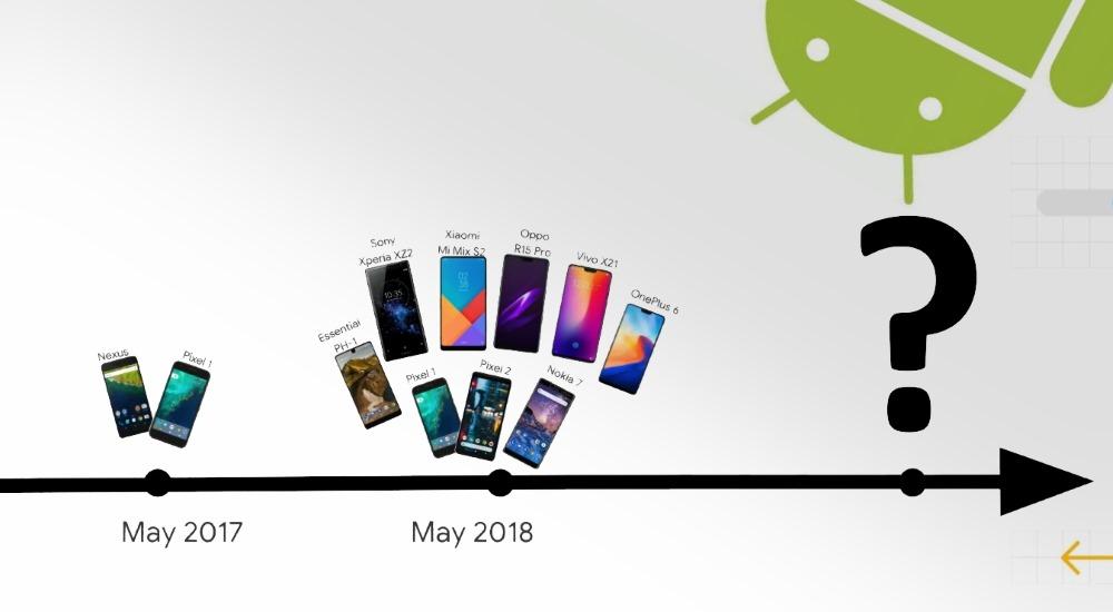 Android Q Test-Version könnte für deutlich mehr Smartphones kommen