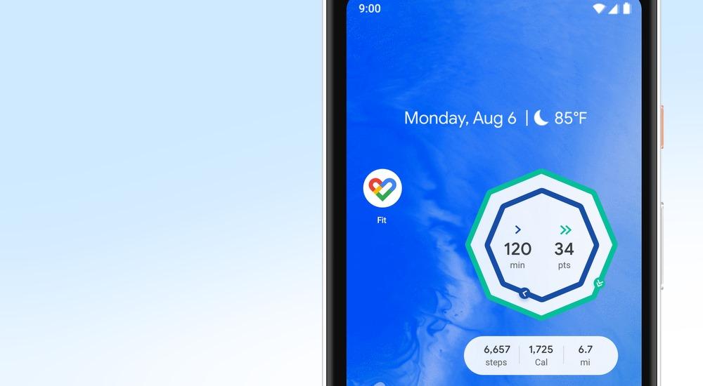 [APK Download] Google Fit bekommt Widget (zurück)