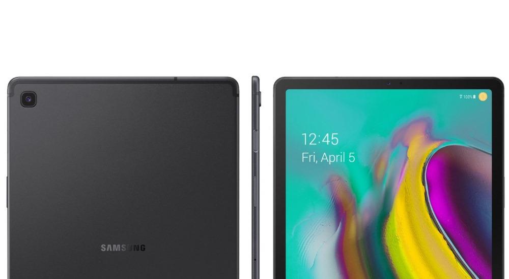 Schmaler Rand wie beim iPad Pro: Samsung Galaxy Tab S5e zeigt sich