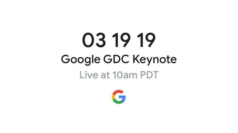 So schaut ihr heute Googles Ankündigung zur GDC