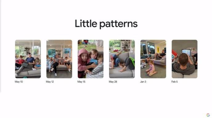 google fotos little patterns