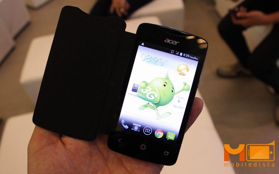 Acer จับมือ AIS 3G เปิดตัว Liquid Z3 ส่งมือถือดีๆ ในราคา 2,590 บาท [มีพรีวิว Liquid Z3 ให้ชม]