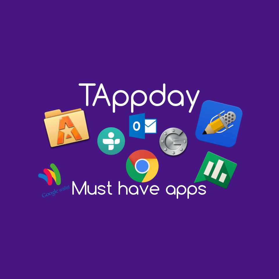 Tappday: A BUNCHA APPS