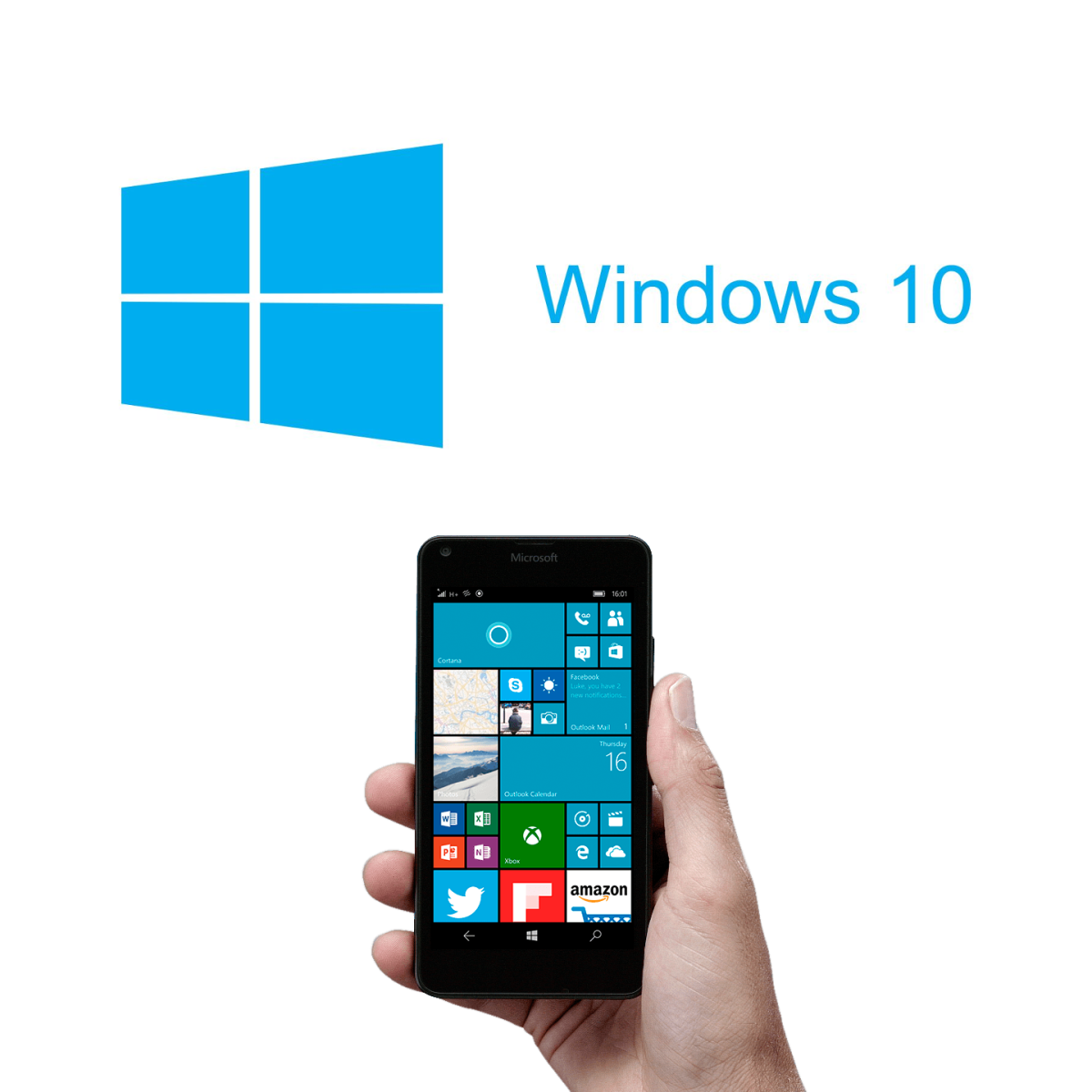 Windows 10 Mobile... soon... eventually.