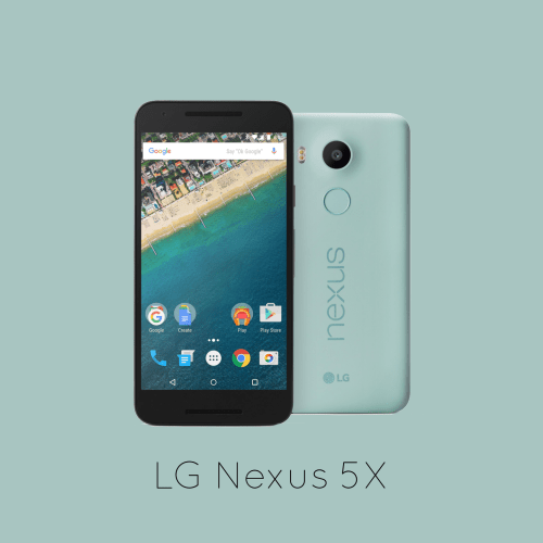 Nexus 5X best phones of 2015
