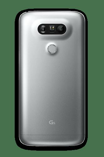 LG G5 in gray