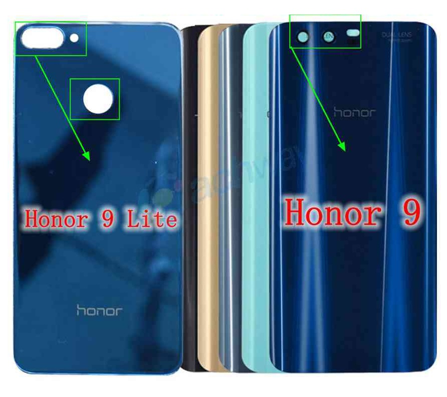 Huawei honor 9 Lite Back Battery Cover Glass Buy In Pakistan