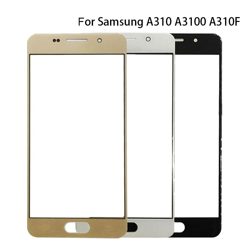 Samsung Galaxy A3 2016 A310 Replacement Parts Outer Glass Front