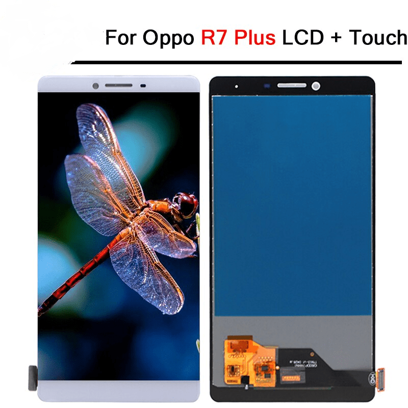 OPPO R7 Plus LCD Display +Touch Screen buy in Pakistan
