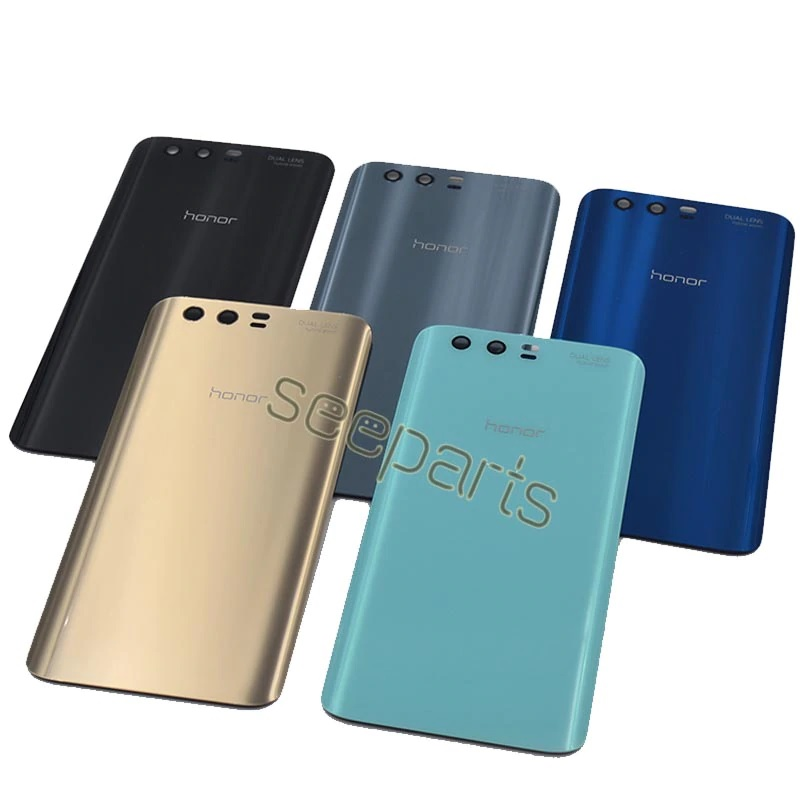 """honor 9 Back Battery Cover Door Rear Glass Housing Case 5.15"""" For Huawei honor 9 Lite Battery Cover honor 9 housing"""