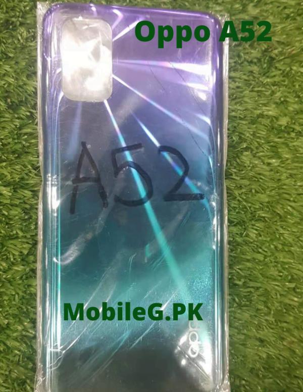 Oppo A52 Back Glass Buy In Pakistan