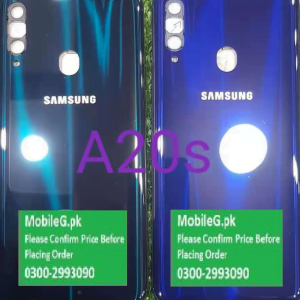 Samsung A20s Complete Housing Back Case & Middle Frame Buy In Pakistan