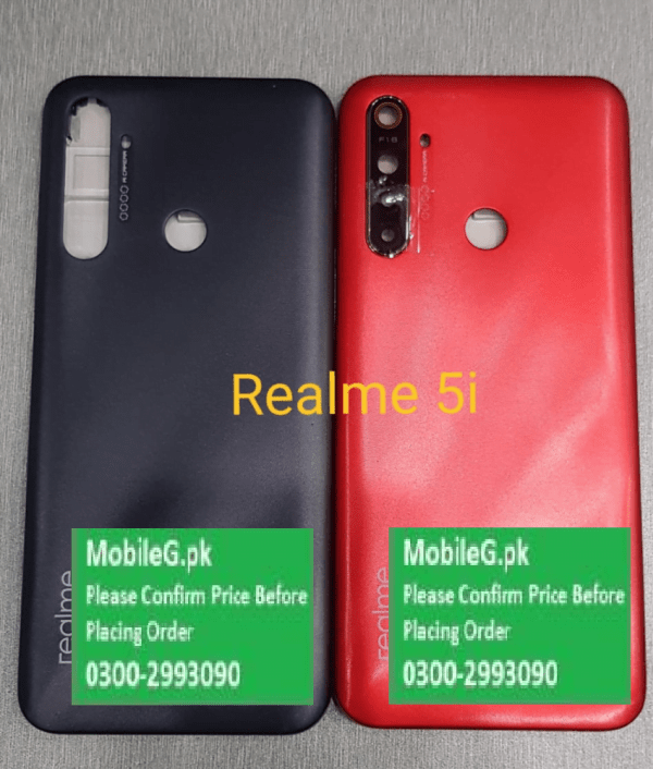 Realme 5i Complete Housing With Middle Frame Buy In Pakistan