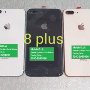 Iphone 8 Plus Complete Housing-Casing With Middle Frame Buy In Pakistan