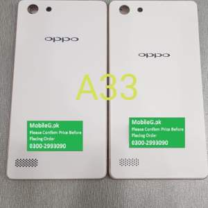 Oppo A33 Complete Housing-Casing With Middle Frame Buy In Pakistan