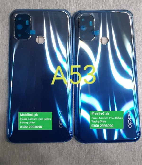 Oppo A53 Complete Housing-Casing With Middle Frame Buy In Pakistan