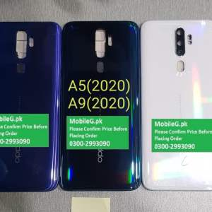 Oppo A9/A5 2020 Complete Housing-Casing With Middle Frame Buy In Pakistan