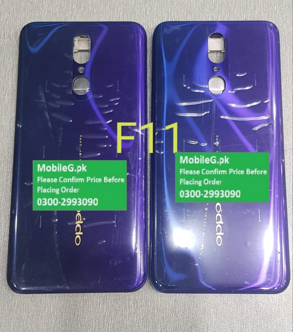 Oppo F11 Complete Housing-Casing With Middle Frame Buy In Pakistan