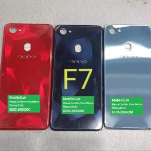 Oppo F7 Complete Housing-Casing With Middle Frame Buy In Pakistan