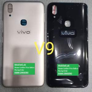 Vivo V9 Complete Housing-Casing With Middle Frame Buy In Pakistan