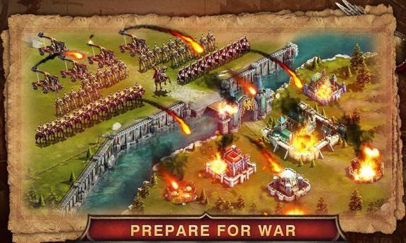 لعبة Rise of Empires