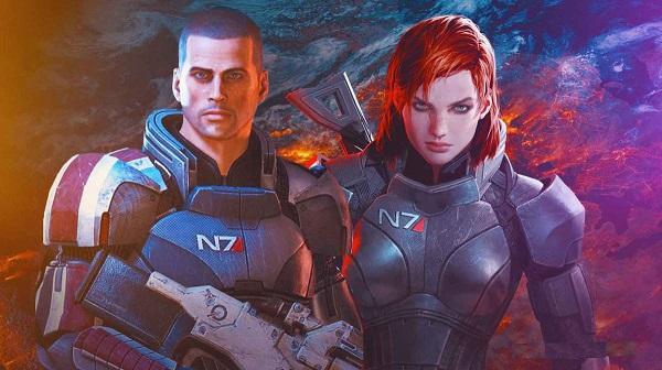لعبة Mass Effect: Legendary Edition للاندرويد 2021