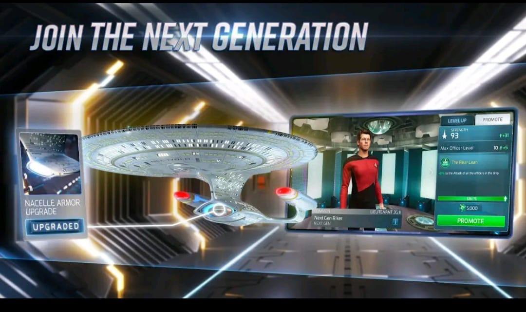 تحميل لعبة Star Trek Timelines للاندرويد والايفون2021