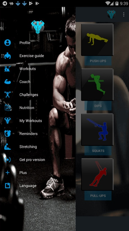 Gym Fitness and Workout