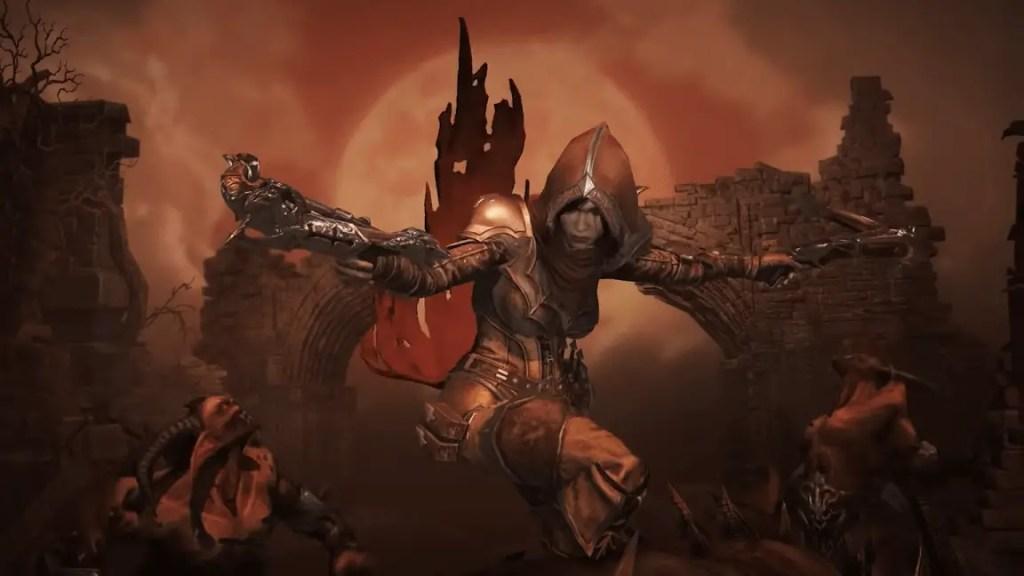 Diablo Immortal Alpha Gameplay