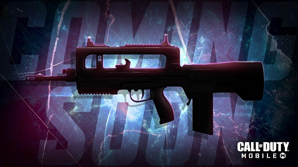 COD Mobile New Gun leak Season 1 2021