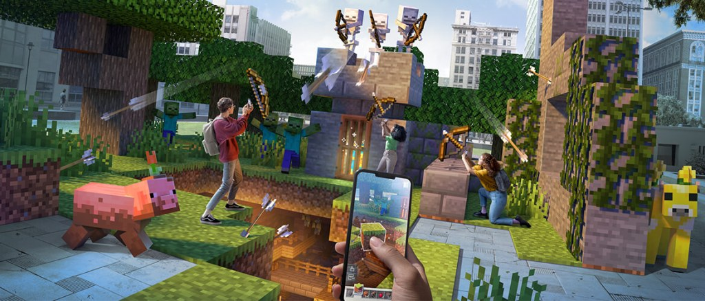Minecraft Earth Shutting Down